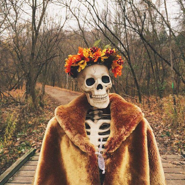 doot doot skeleton Google Search Skeleton girl