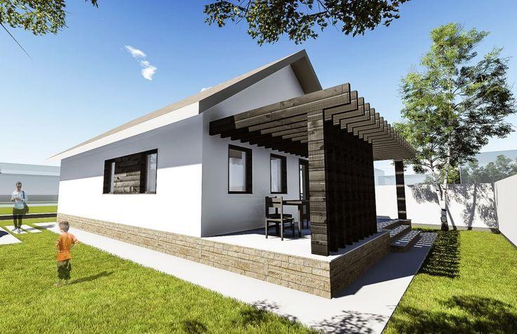Proiecte de case cu o camera