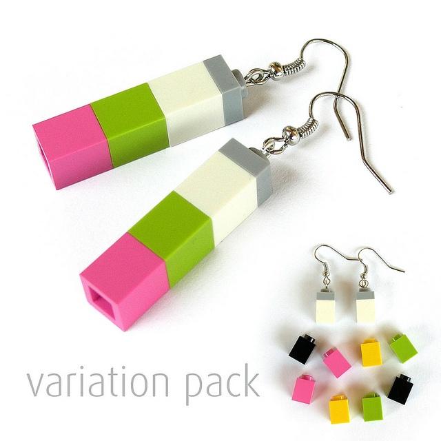 Lego Variation Pack by weggart, via Flickr