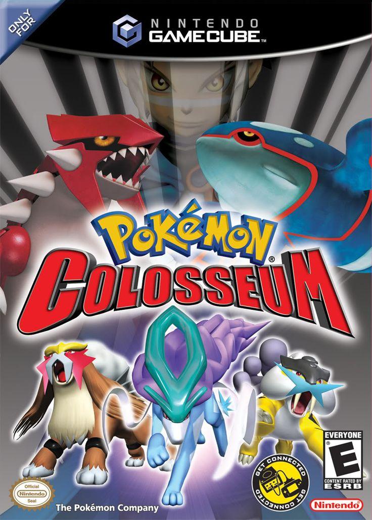pokemon colosseum rom fast  software