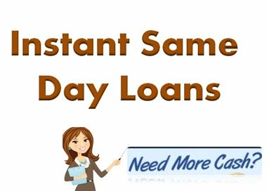 Instant Same Day Loans, Helps To Acquire Fund in On Same Day With No Hassle