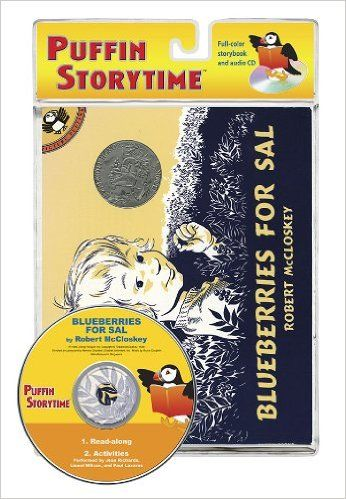 Blueberries for Sal (Puffin Storytime): Robert McCloskey: 9780142416433: Amazon.com: Books
