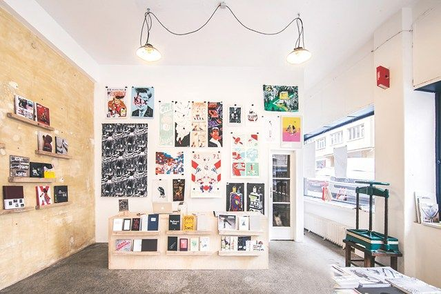 Holešovice, Prague | Cool shops (Condé Nast Traveller)