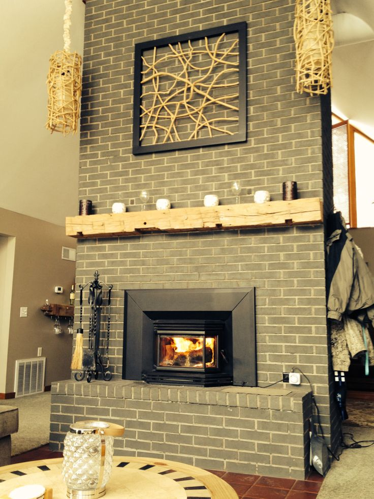 17 Best Images About Fireplace Overhaul On Pinterest