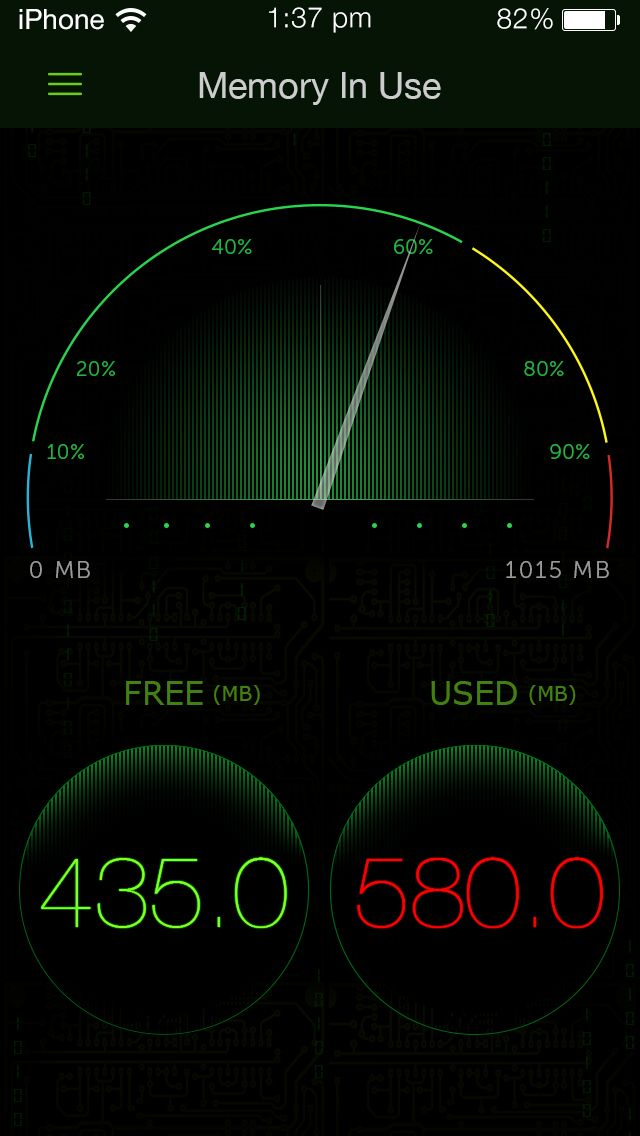 System Monitor - Battery Health Free Memory Used Space. by Tekton Technologies (P) Ltd. gone Free