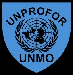 The United Nations Protection Force, was the first United Nations peacekeeping force in Croatia and in Bosnia and Herzegovina during the Yugoslav Wars. Wikipedia