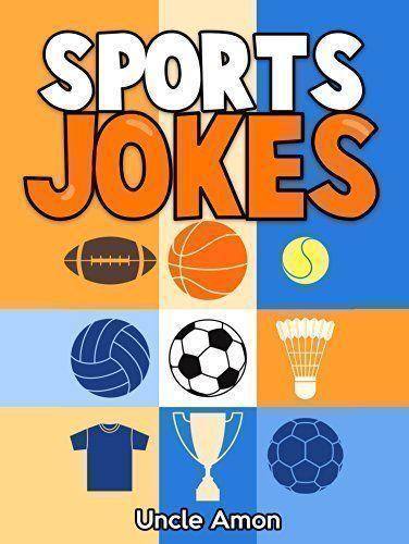 Sports Jokes for Kids! (Cute Illustrations - Early & Beginner Readers): Funny Sports Jokes (Football, Soccer, Baseball, Basketball, Golf, Tennis, and More!) (Funny and Hilarious Joke Books for Kids) by Uncle Amon, http://www.amazon.com/dp/B00KN6E1QK/ref=cm_sw_r_pi_dp_Kgguub0K2F54H #basketballforbeginners #tennisforkids #tennisforbeginners #basketballforkids