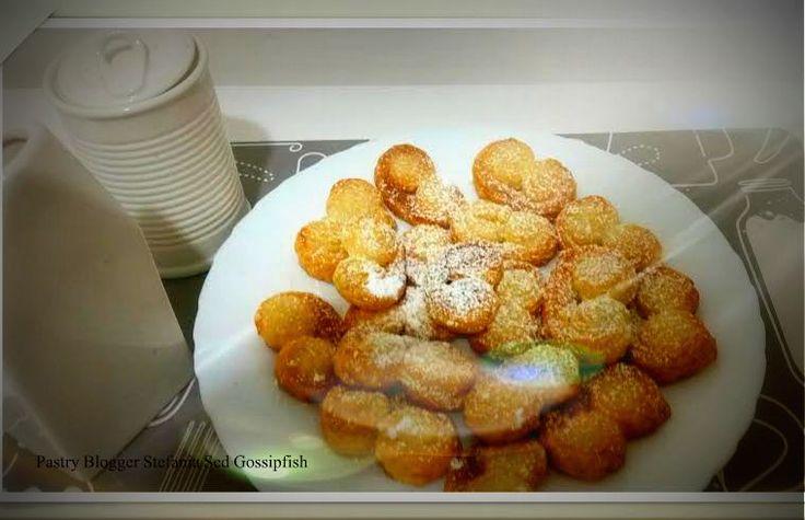 Pastry Blogger, Ventaglietti di Sfoglia (parvè): la dolcezza che conquista!   Gossipfish
