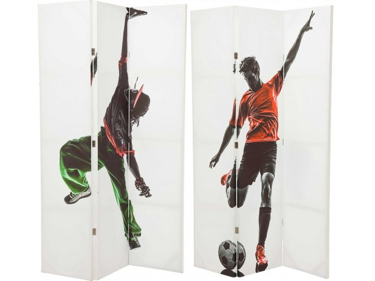 Parawan Sports Time — Parawany Kare Design — sfmeble.pl