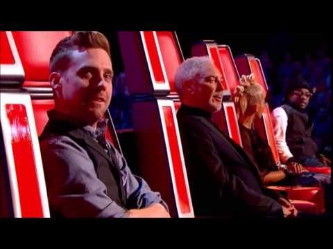 The Voice Uk 2015 Ricky Wilson Funny Moments - Part1