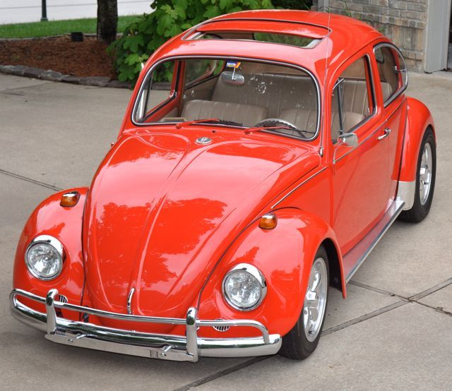 Vw Beetle Classic Car: 1967 VW Beetle Show Car For Sale @ Oldbug.com