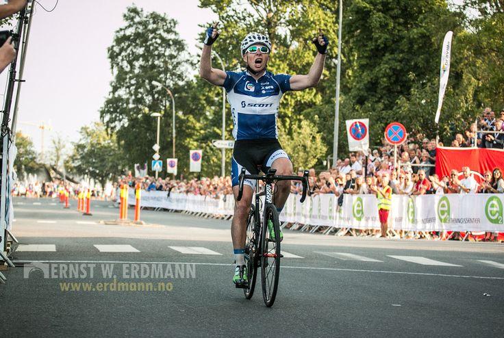 Winner of Sandefjord Grand Prix 2014