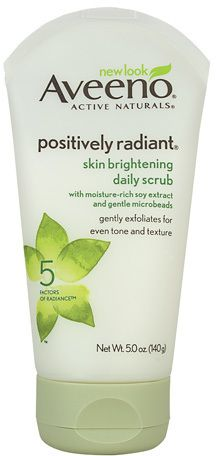 Aveeno Active Naturals - Skin Brightening Daily Scrub Reviews | beautyheaven