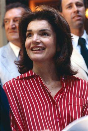 Jacqueline Kennedy Onassis - Vogue.it