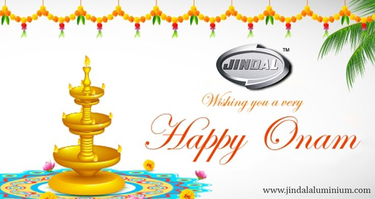 May this Onam brings immense happiness, love and prosperity into your family. #Onam