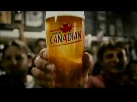 The Three Best Molson Canadian Commercials