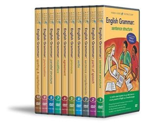 VAI - The Complete English Grammar Series (Rip of 10DVD) » EnglishWell.org Изучение английского языка бесплатно