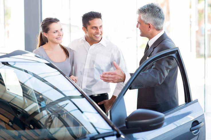 Concessionnaire auto © michaeljung - Fotolia.com