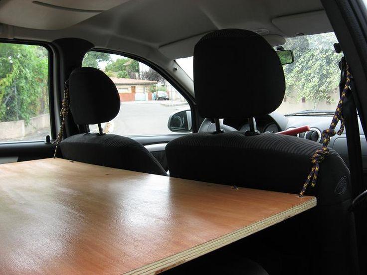 Dacia Logan MCV - Le Forum Logan MCV :: Voir le sujet - Mon MCV camping-car 4…
