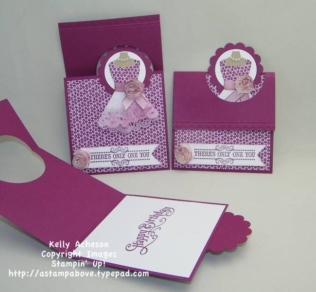 Fun Fold Card & Video by Technique_Freak - Cards and Paper Crafts at Split Coast Stampers