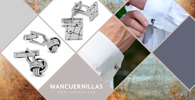 Mancuernillas. Este pequeño y fino artefacto que da elegancia y distinción a una fina camisa o guayabera, es parte fundamental portarlas en un evento formal como una boda. #Camasha #mancuernillas #accesorios #formal