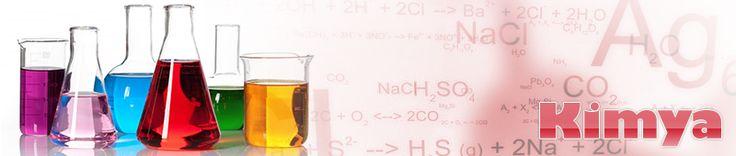 ygs kimya bedava konu anlatım