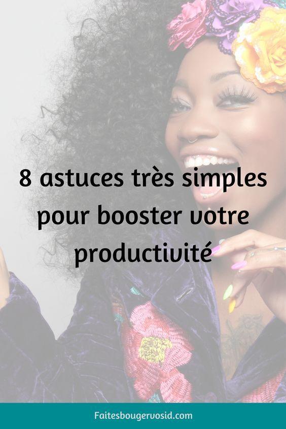 Vous aimeriez être plus efficace pour votre entreprise ? Quand on est indépendant et encore plus quand on travaille chez soi, il est très facile de se laisser distraire si on n'a pas un environnement structuré. Voici quelques idées pour vous permettre d'améliorer votre productivité.