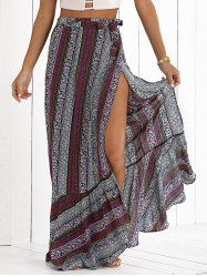 SHARE & Get it FREE   Printed High Slit Bohemian Mermaid SkirtFor Fashion Lovers only:80,000+ Items • New Arrivals Daily • Affordable Casual to Chic for Every Occasion Join Sammydress: Get YOUR $50 NOW!