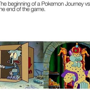That Rags to Riches Life, Before You up 'n Buy ALL the Poké Mart