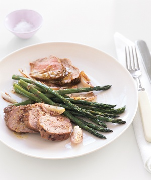 """This is actually one of my """"go-to"""" recipes.  The mustard vinaigrette is simple and always a big hit."""