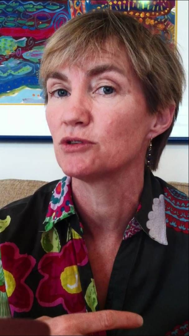 Cathryn Harbor discusses lyme inflammation and mold