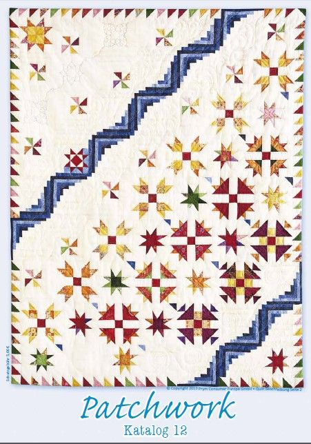 Patchworkversand Handarbeitshaus Gröbern - Kataloge / Blätterkataloge