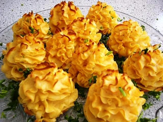 Оригинально и красиво подаем картофель! | Эфария