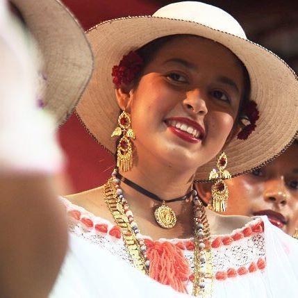 Estuvimos en la Tierra que Jala donde se dió la escogencia de la Reina del Festival Nacional de Manito en Ocú este Sábado 7PM @telemetro #TaMasBueno