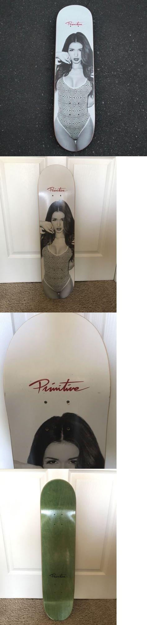 Decks 16263: Rare Primitive X Ashley Sky Skateboard Deck Sale!!! -> BUY IT NOW ONLY: $79.99 on eBay!