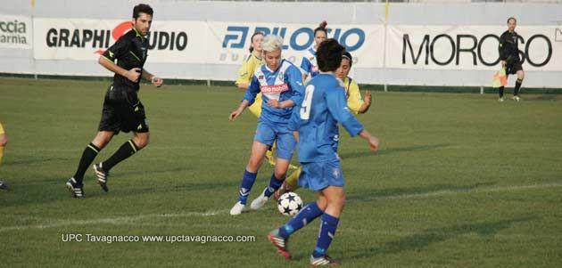 TAVAGNACCO - BRESCIA 0 - 2