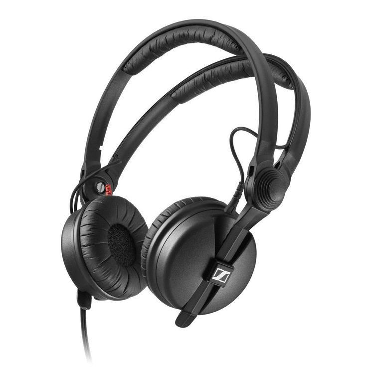 Sennheiser: HD25 - DJ / Studio Headphones (Straight Cable)