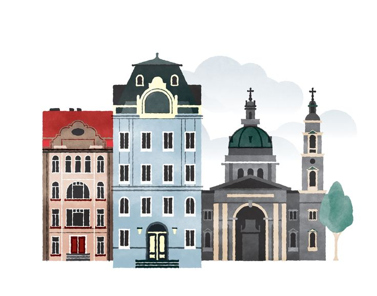 "Check out this @Behance project: ""Illustrated Cities of Europe"" https://www.behance.net/gallery/31557653/Illustrated-Cities-of-Europe"