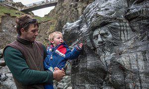 Tintagel en Cornwall, un lugar donde vivir la leyenda del rey Arturo