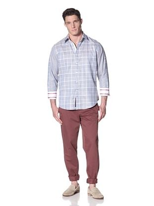 Robert Graham Men's Swizzle Shirt