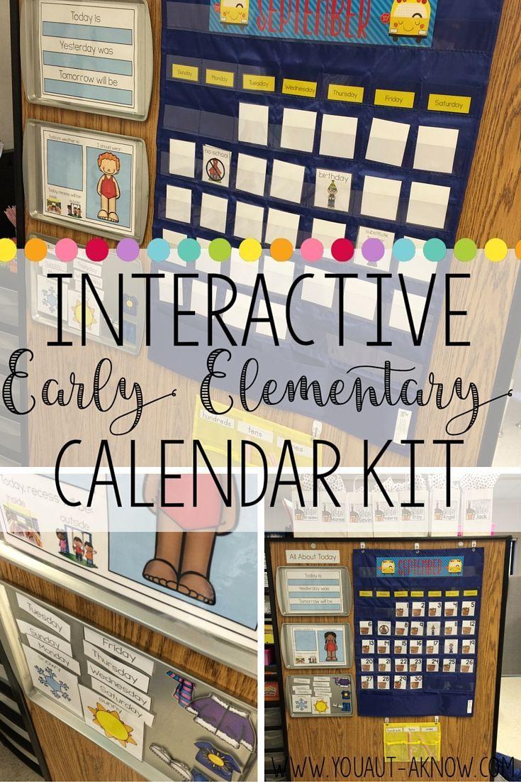 Calendar Ideas For Teachers : Best calendar skills ideas on pinterest teaching
