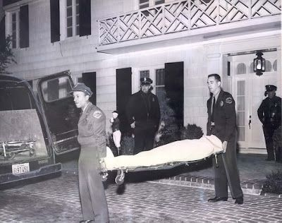 story of the murder of mob guy Johnny Stompanato, BF of Lana Turner