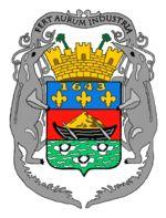 Brasão de armas da Guiana Francesa – Wikipédia, a enciclopédia livre