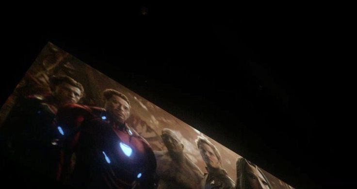 Avengers Infinity War leak trailer