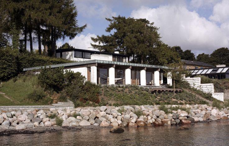 hus hanne kjaerholm, rungsted kyst