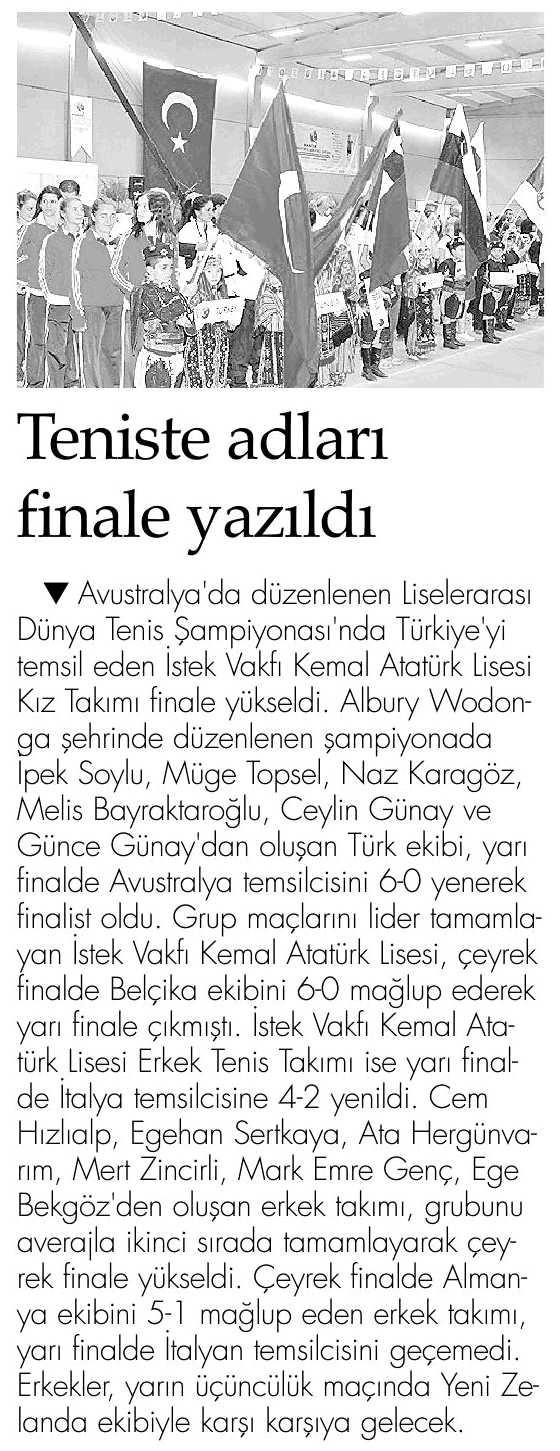20 Nisan 2013 / Bizim Gazete
