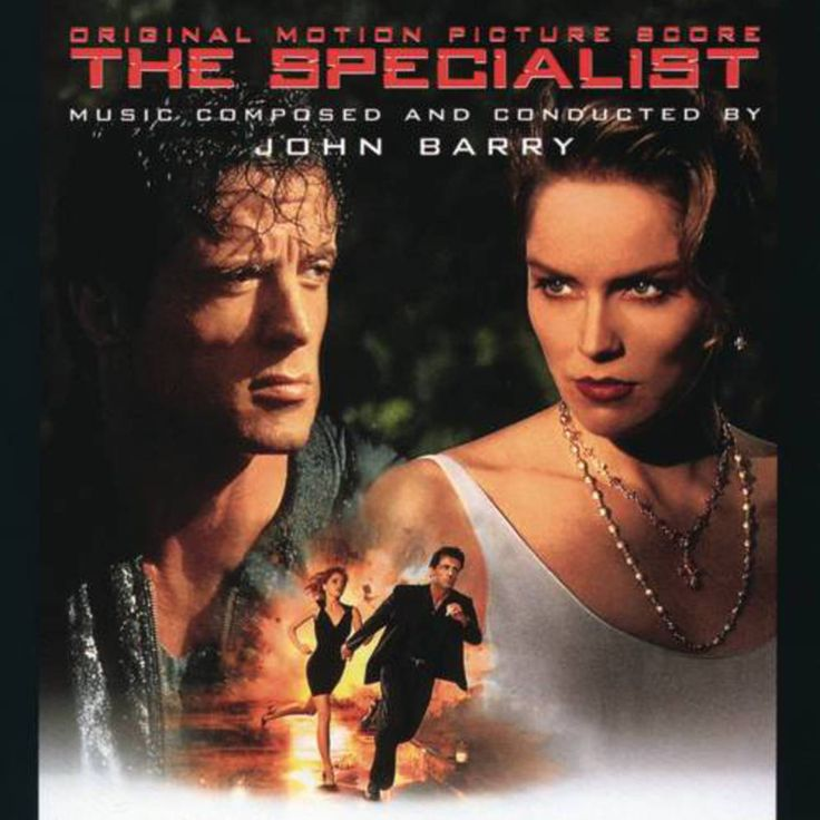 Soundtrack review: The specialist (John Barry – 1994)