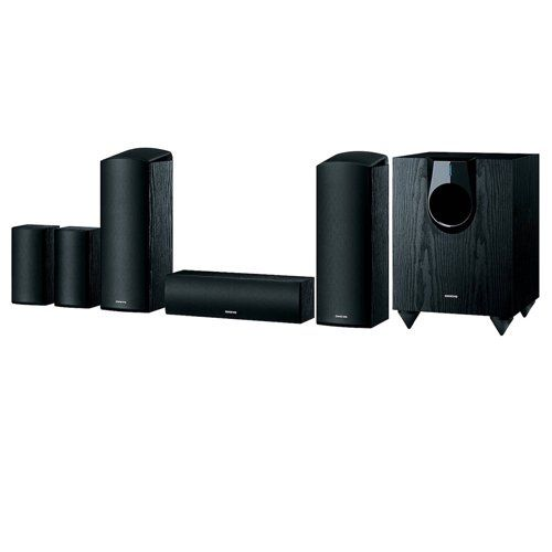 10. Onkyo SKS-HT594 5.1.2-Channel Home Theater Speaker System