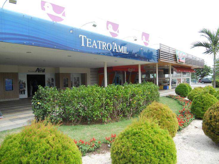 Teatro Amil - Campinas