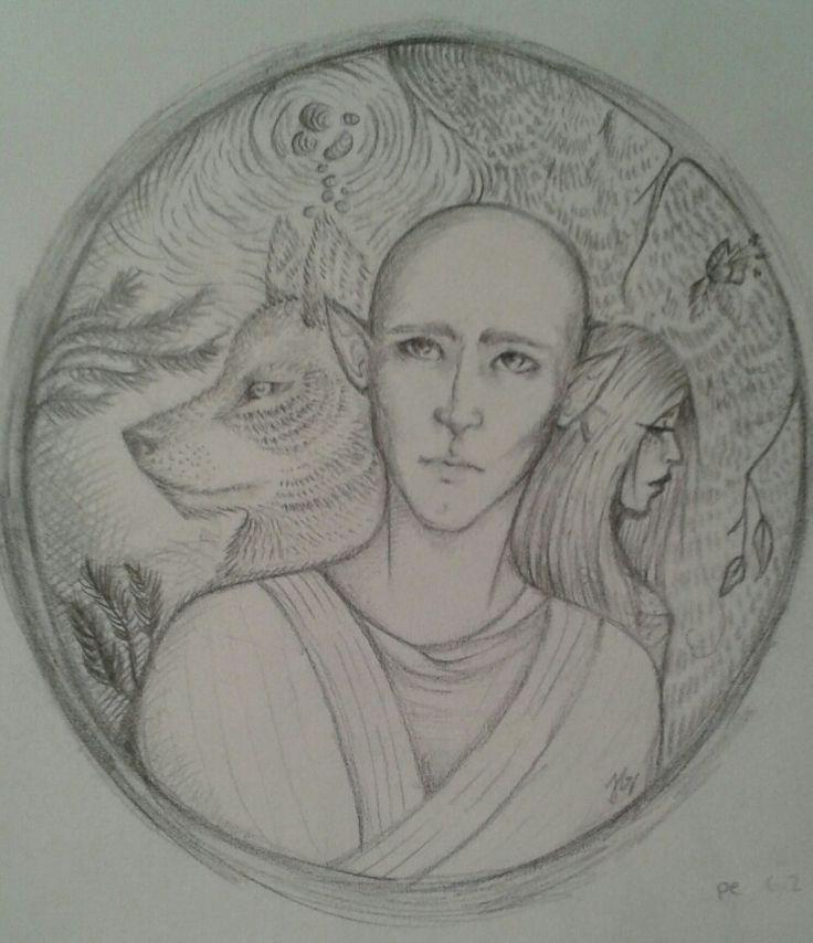 Solas, the dread wolf